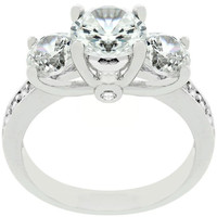 Elizabeth Engagement Ring, size : 07