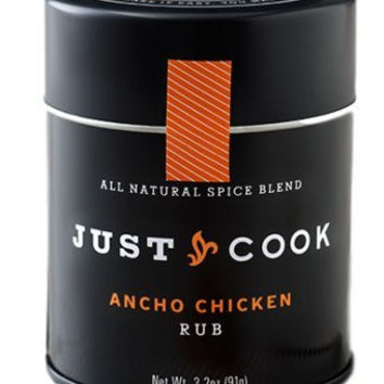 Just Cook Foods Ancho Chicken Rub