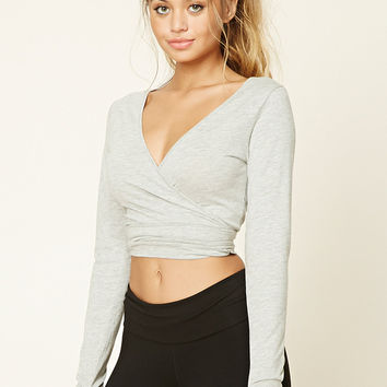 Active Cropped Pullover
