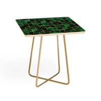 Elisabeth Fredriksson Emerald Cubes Side Table
