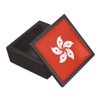 Hong Kong Flag Premium Gift Box