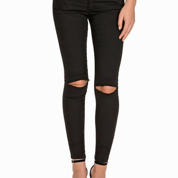 Superstretch Cut Denim, NLY Trend