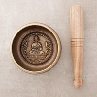 Tibetan Buddha Singing Bowl