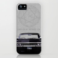 Kansas iPhone & iPod Case by Fictional Chick