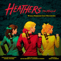 Heathers the Musical World Premiere Cast Recording CD