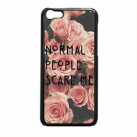 American Horror Story Normal People Scare Me iPhone 5c Case