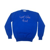 Cool Like That Cashmere Sweater