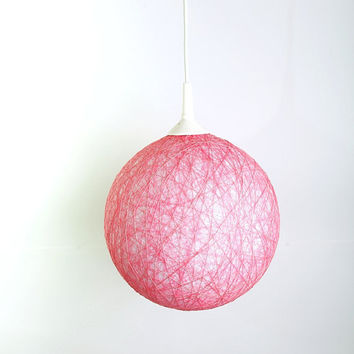 Handmade lamp lamp shade hanging lamp by FiligreeCreations on Etsy