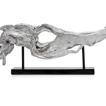 Faux Driftwood | Luxe Living3 | Living Room Inspiration | Inspiration | Z Gallerie