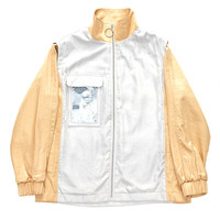 BLUEerror TooCool4Planet Metallic UFO Jacket