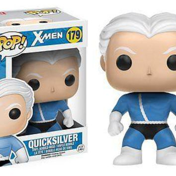 Funko X-Men Quicksilver Pop Marvel Figure