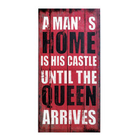 Queen of the House Wall Decor
