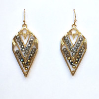 Visionary Metallic Earrings