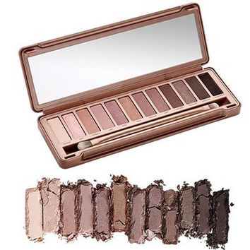 Makeup set 12 Colors palette eyeshadow palettes make up with brush