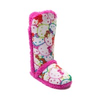 Womens Hello Kitty® Tall Bootie Slipper