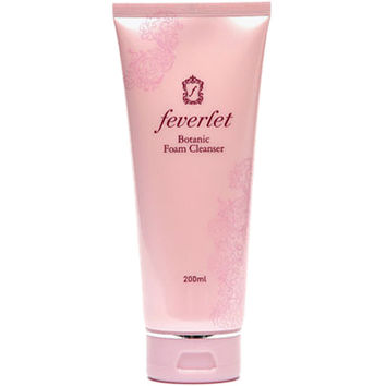 Feverlet Botanic Foam Cleanser - Makeup Remover