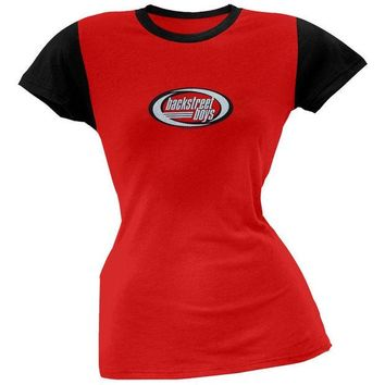 Chenier Backstreet Boys - Polyester Stretch Womens Sports Jerseys