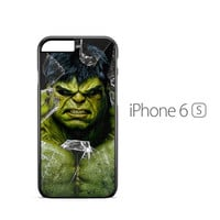 Marvel Hulk Broken Glass iPhone 6s Case