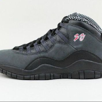 "[Free Shipping ]Air Jordan 10 ""Countdown Pack"" - 310805 061  Basketball Sneaker"