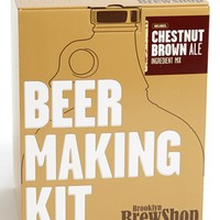 Brooklyn Brew Shop 'Chestnut Brown Ale' One Gallon Beer Making Kit - Brown