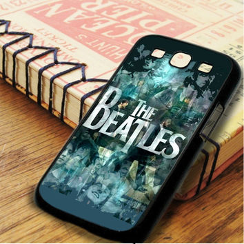The Beatles Art Samsung Galaxy S3 Case