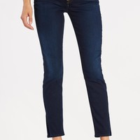 b(air) Exclusive The Ankle Skinny Split by 7 FOR ALL MANKIND