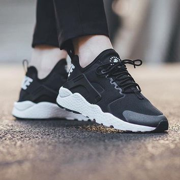 Nike Wmns Air Huarache Run Ultra Women Breathable Running Sport Sneakers Shoes