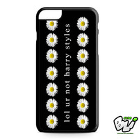Harry Styles Daisy Flowers iPhone 6 Plus Case | iPhone 6S Plus Case
