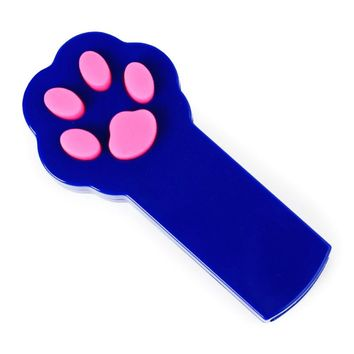 Cat Toy Catch Interactive LED Light Beam Pointer Pet Toy Exercise Scratch Training Tool