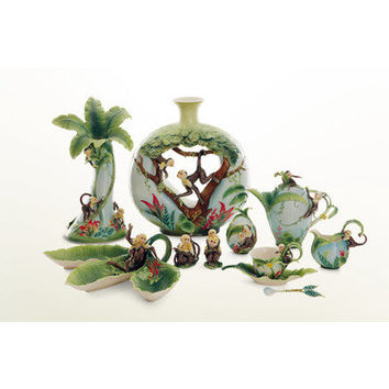 Franz Collection Jungle FunPorcelain Collection