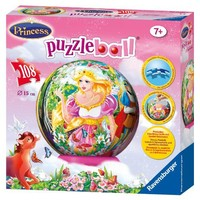 Ravensburger Enchanting Princess 108 Piece Children's Puzzleball