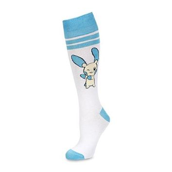 Plusle and Minun Socks (One Size—Adult)