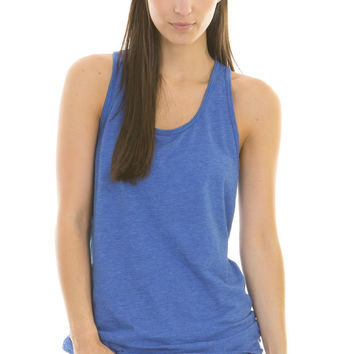 Women's Oversized Racerback Tank Top