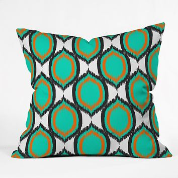 Rebecca Allen So Vintage Throw Pillow