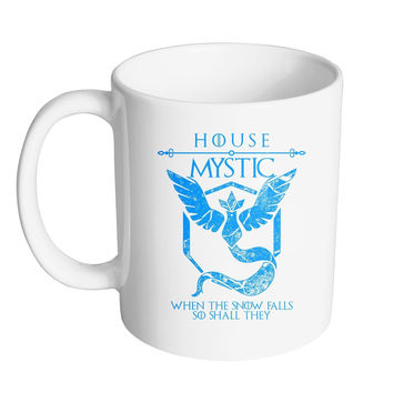 House Of Mystic - When The Snow Falls, So Shall They