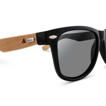 Wooden Sunglasses // Wafar 62