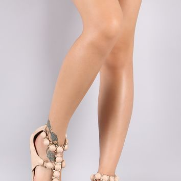 Go-To Gladiator Sandal