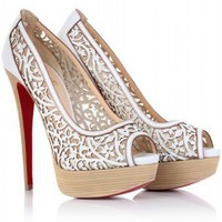 mytheresa.com - Christian Louboutin - PAMPAS PUMP 150 - Luxury Fashion for Women / Designer clothing, shoes, bags