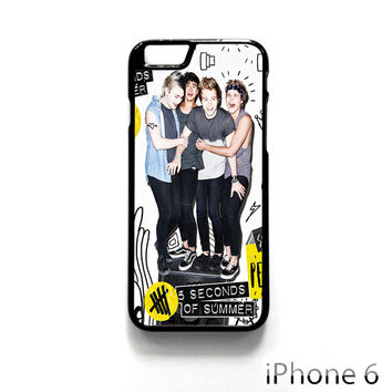 5 Seconds Of Summer She Looks So Perfect for Iphone 4/4S Iphone 5/5S/5C Iphone 6/6S/6S Plus/6 Plus Phone case