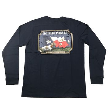 Southern Point, State Pride Tees, Texas