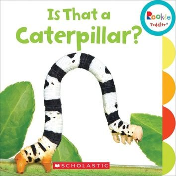 Is That a Caterpillar? Rookie Toddler BRDBK