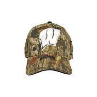 NCAA Wisconsin Badgers EVOCAP Holds Eyewear in Place, Camo Color Cap