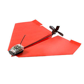 PowerUp 3.0 App-Controlled Paper Airplane