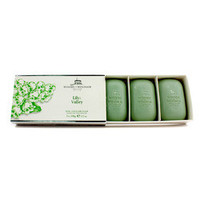 Lily Of The Valley Fine English Soap 3x100g/3.5oz
