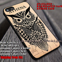 Owl Schema | Athena | Harry Potter iPhone 6s 6 6s+ 6plus Cases Samsung Galaxy s5 s6 Edge+ NOTE 5 4 3 #movie #HarryPotter ii