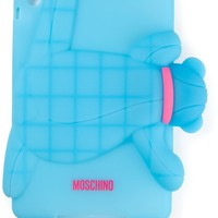 Moschino teddy bear iPad case