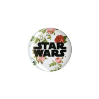 Star Wars Floral Logo Pin