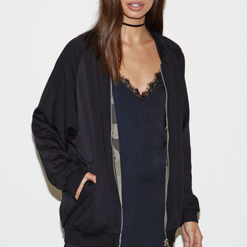 Kendall & Kylie Reversible Bomber Jacket at PacSun.com