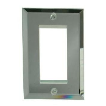 Hampton Bay, Mirror 1 Decorator Wall Plate, 66RHB at The Home Depot - Mobile