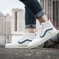 Best Deal Online VANS SK8-Hi Men Shoes Women Sneaker